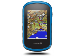 Garmin eTrex Touch 25 west europa vergroting