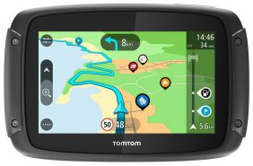 TomTom Rider 450  vergroting